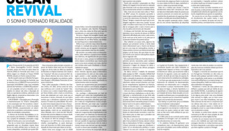 Portuguese Navy magazine - January 2014
